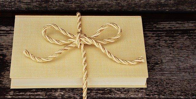 livre en cadeau